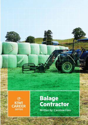 Kiwi Career Series: Balage Contractor