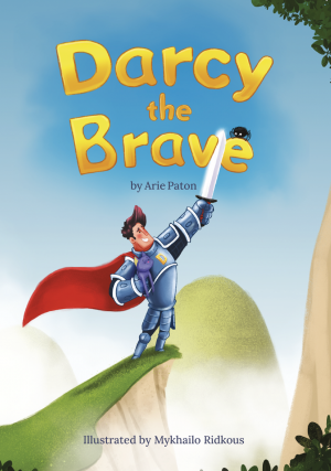 darcy the brave children's book