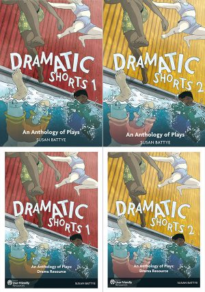 Dramatic Shorts - 4 book series